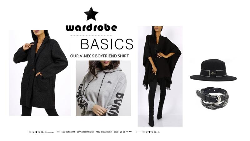 *** WARDROBE BASICS ***