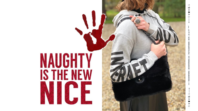 *** NAUGHTY IS THE NEW NICE ***
