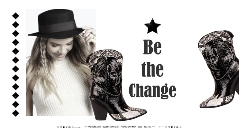 *** BE THE CHANGE ... ***