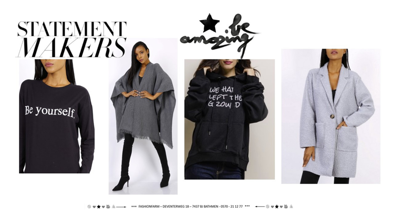 *** STATEMENT MAKERS ***
