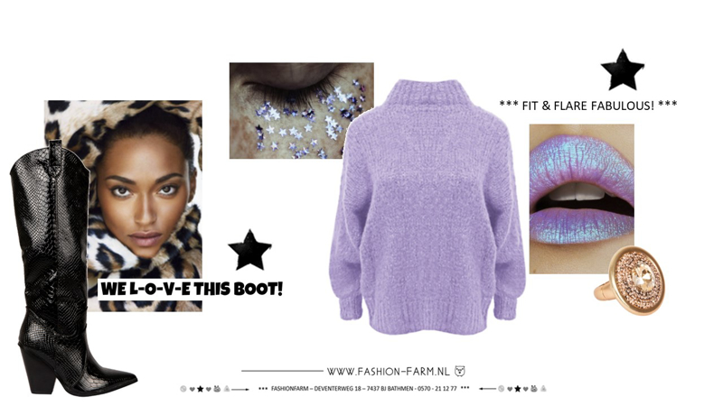 ***FIT & FLARE FABULOUS! ***