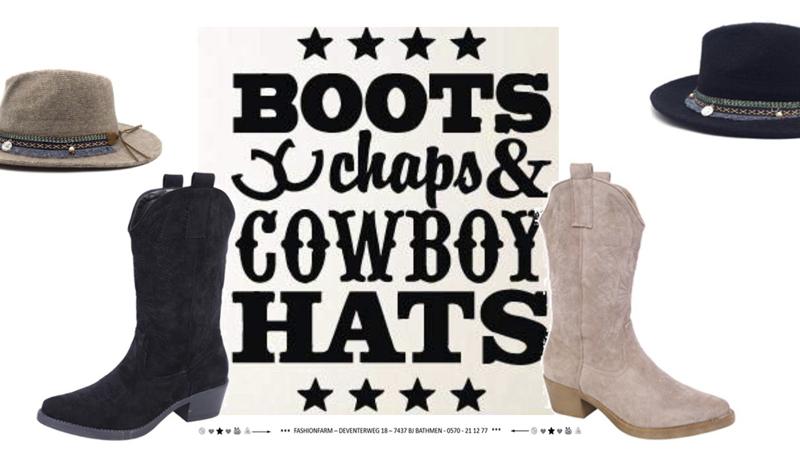 *** BOOTS CHAPS COWBOY HATS ***