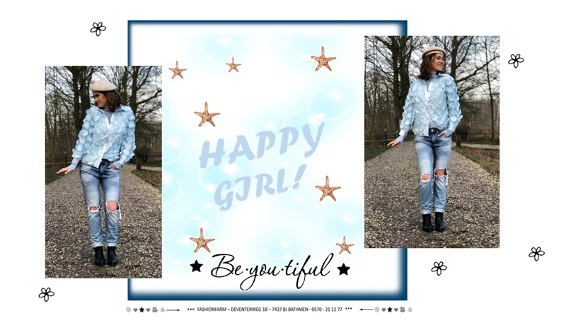 *** HAPPY GIRL ***
