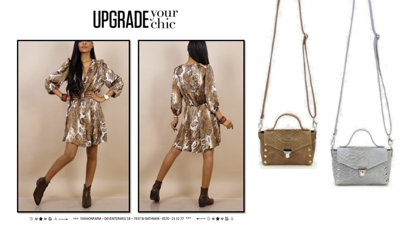 *** UPGRADE YOUR CHIC ***