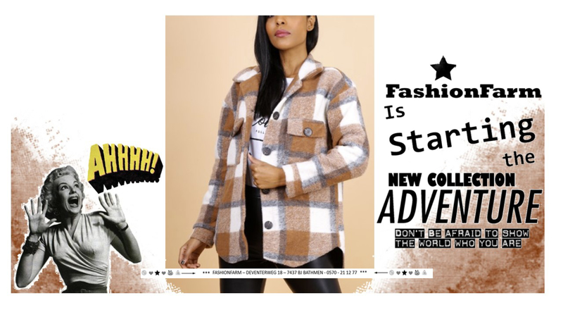 *** FASHIONFARM IS STARTING THE NEW COLLECTION ADVENTURE ... ***