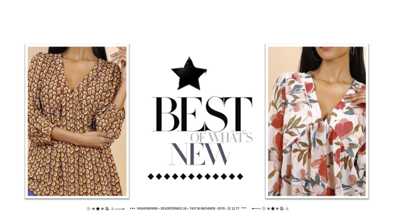 *** BEST OF WHAT'S NEW ! ***