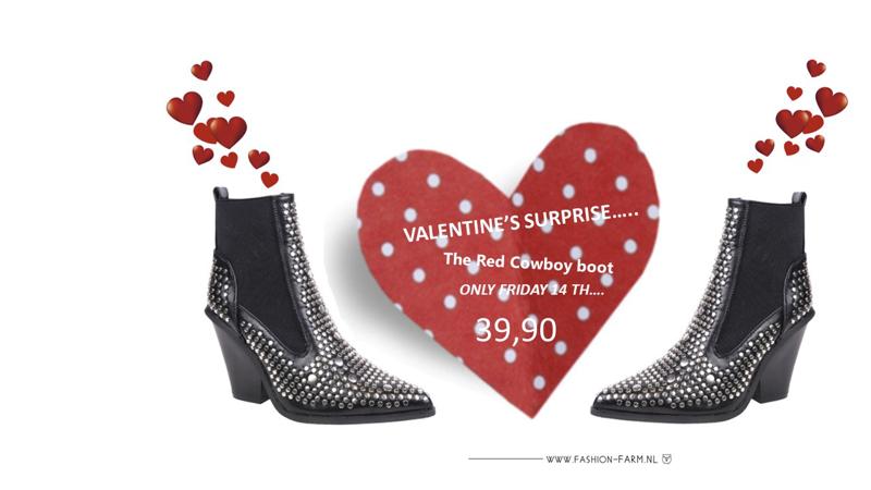 *** VALENTINE'S SURPRISE ! ***