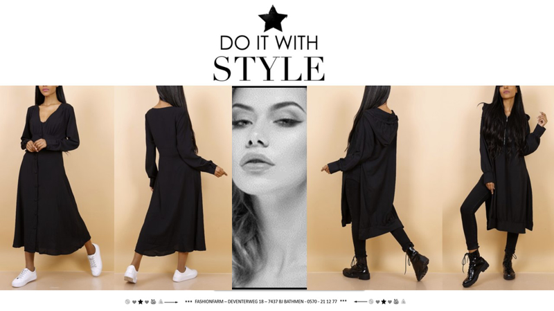 *** DO IT WITH STYLE ! ***