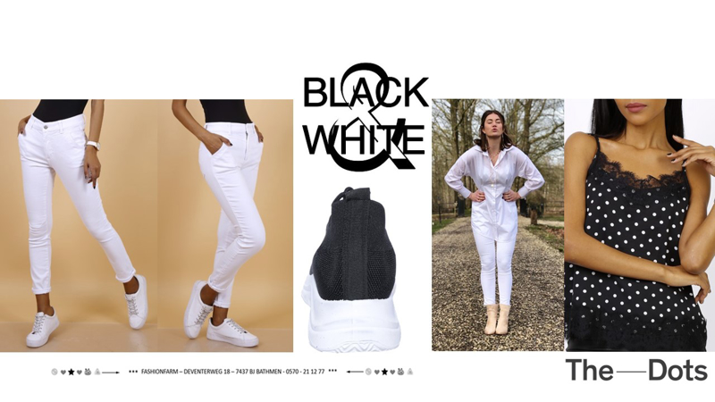 *** BLACK & WHITE ! ***