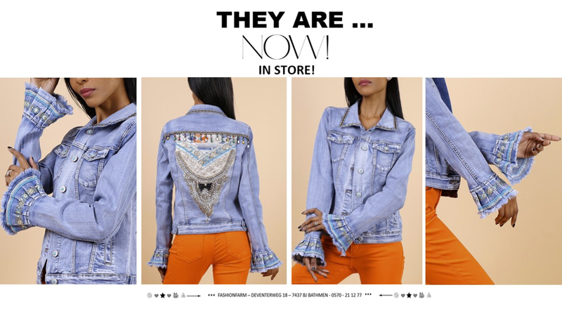 *** THEY ARE ... NOW IN STORE! ***