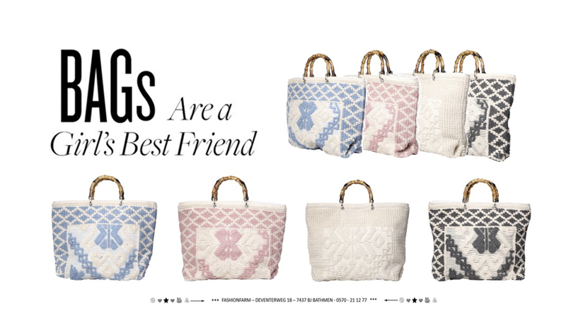 *** BAGS ARE A GIRLS BEST FRIEND! ***