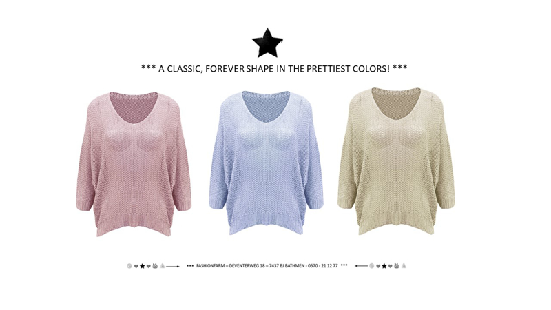*** A CLASSIC, FOREVER SHAPE IN THE PRETTIEST COLORS! ***