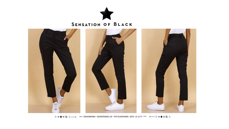 *** SENSATION OF BLACK ***