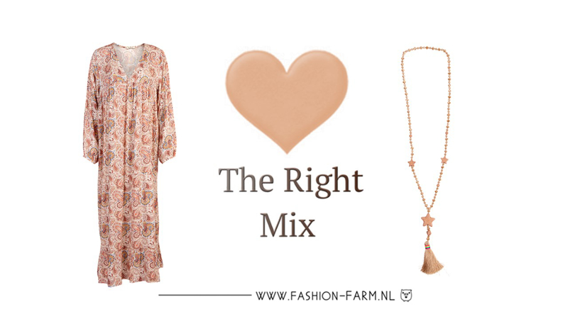 *** THE RIGHT MIX ***