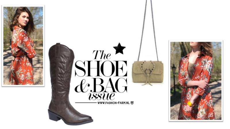 *** THE SHOE & BAG ISSUE ***