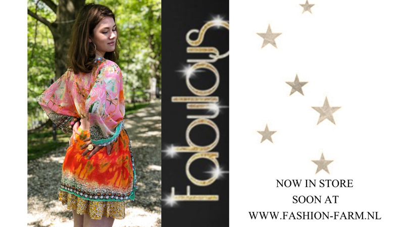 *** NOW IN STORE AND SOON AT WWW.FASHION-FARM.NL ***