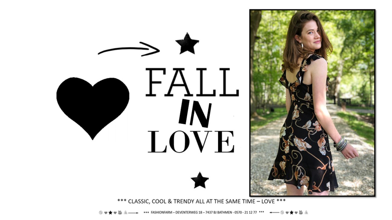 *** FALL IN LOVE WITH THIS AMAZING DRESS ... ***