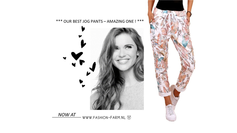 *** OUR BEST JOGPANTS - AMAZING ONE ! ***
