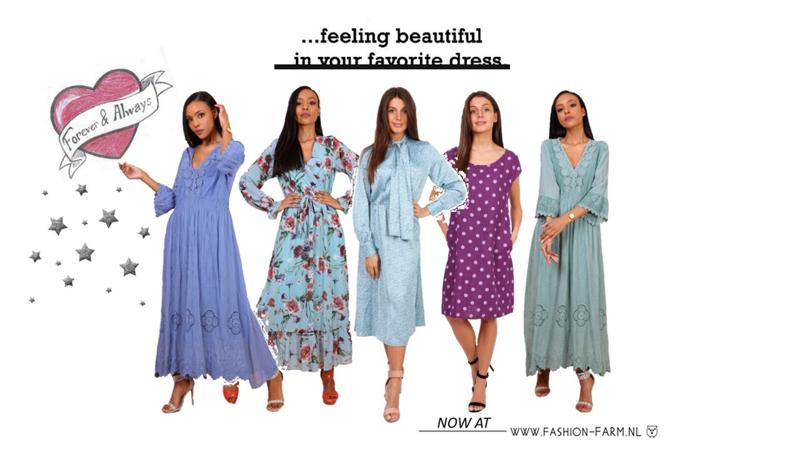 *** FEELING BEAUTIFUL ... IN YOUR FAVORITE DRESS! ***