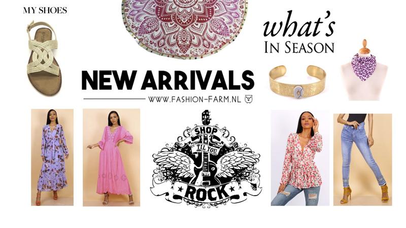 *** NEW ARRIVALS ! ***