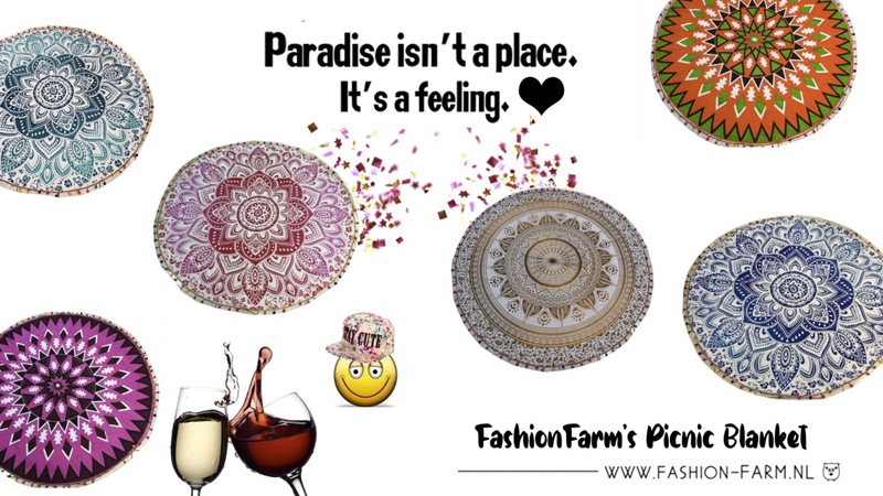 *** PARADISE ISN'T A PLACE. IT'S A FEELING. ***