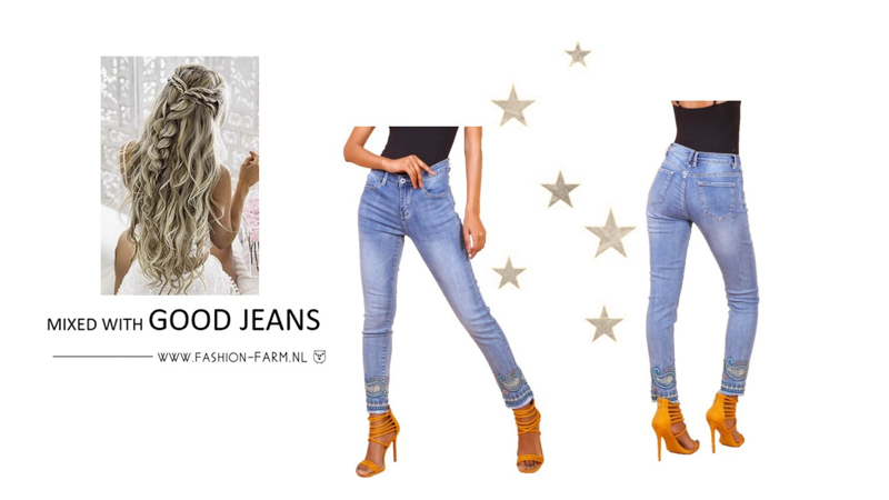 *** MIXED WITH GOOD JEANS - WE LOVE THIS ONE! ***