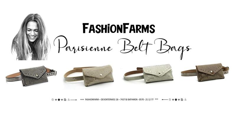 *** PARISIENNE BELT BAGS ... ***
