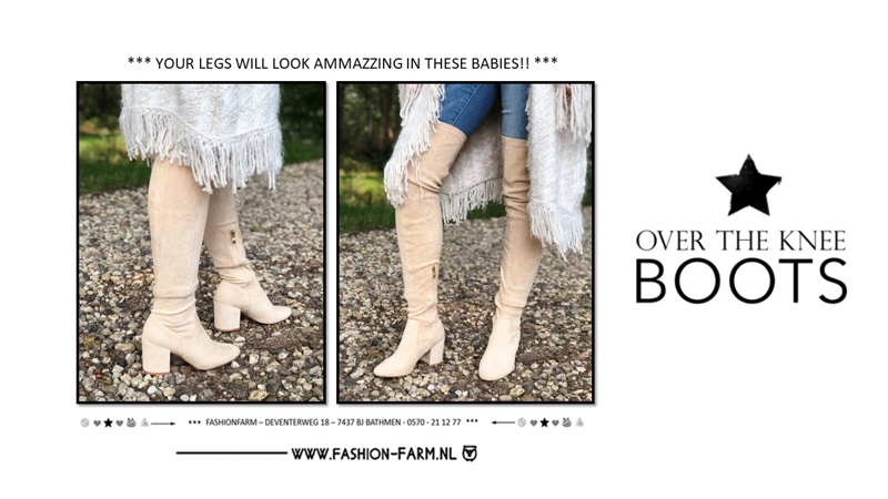 *** THESE BOOTS ARE AMAZING! ***