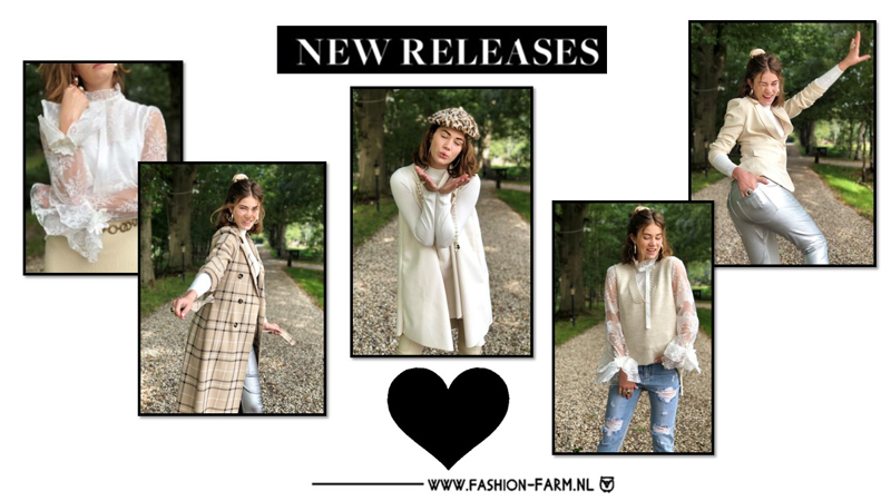 *** NEW RELEASES ***
