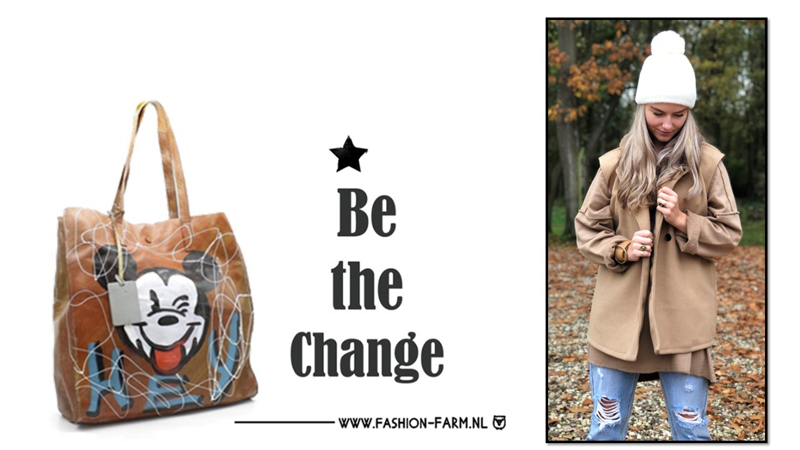 *** BE THE CHANGE ***