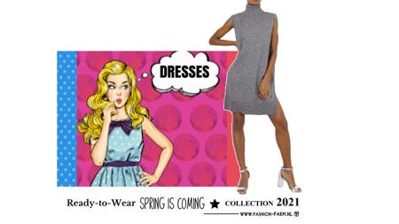 Afbeelding voor categorie DRESSES