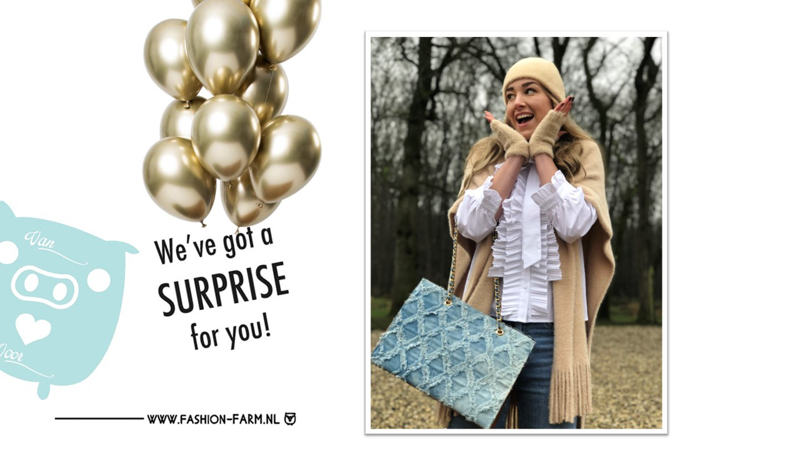 *** WE HAVE GOT A SURPRISE FOR YOU! ***