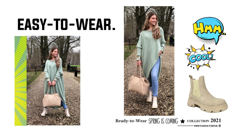 *** EASY-TO-WEAR ***