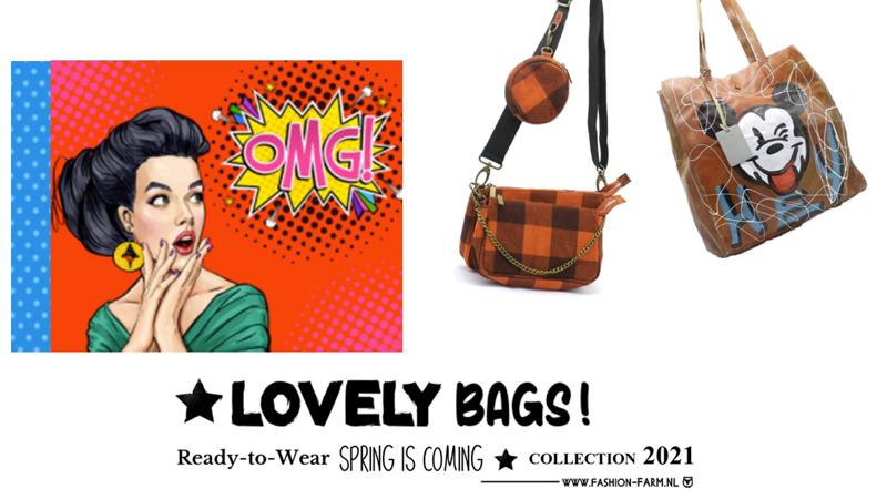 *** LOVELY BAGS! ***