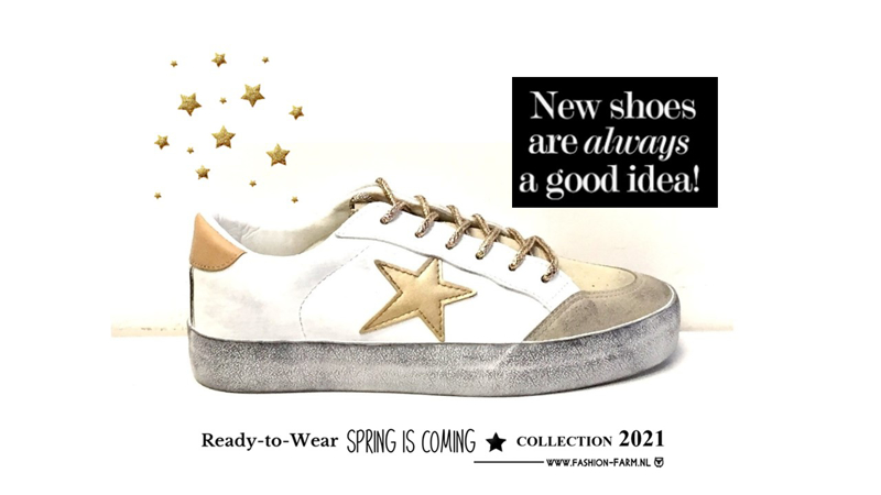 *** NEW SHOES ... ***