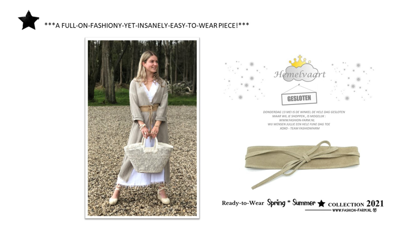 *** A FULL-ON-FASHIONY-YET-INSANELY-EASY-TO-WEAR PIECE! ***