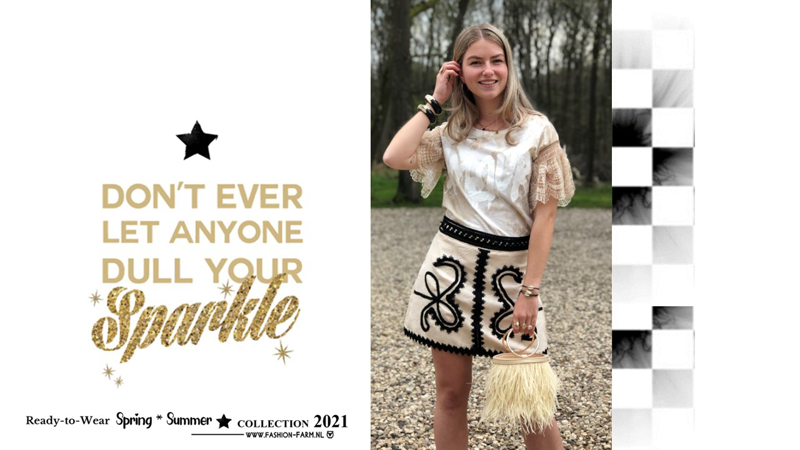 *** DON'T EVER LET ANYONE DULL YOUR SPARKLE! ***