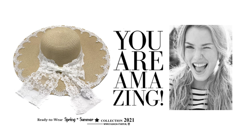 *** YOU ARE AMAZING! ***